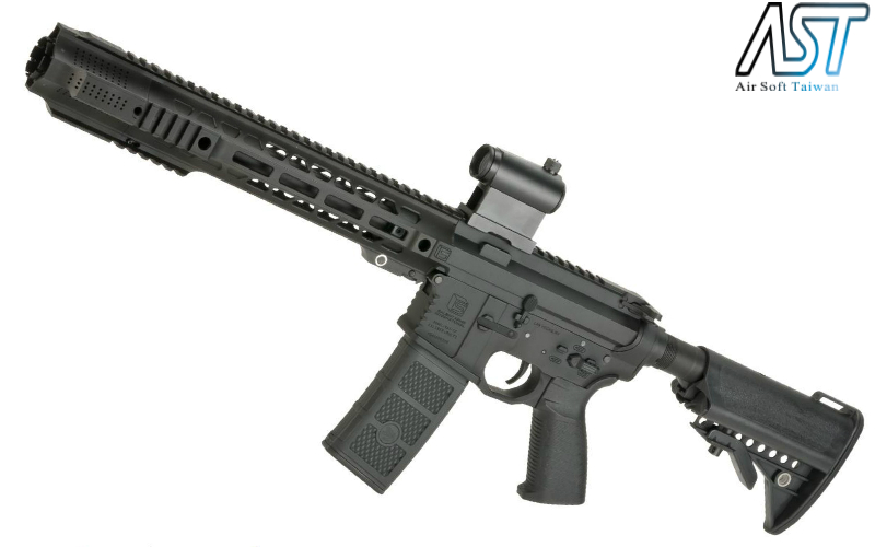 AST: SAI GRY M4 airsoft GBB rifle By G&P debut