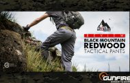 Gunfire: review of REDWOOD Tactical Pants