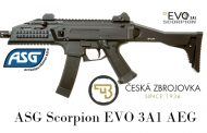 ASG Scorpion EVO 3A1 AEG - In Depth Review, Part 1