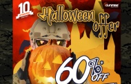 GUNFIRE - Halloween SALE and added time on Birthday SALE