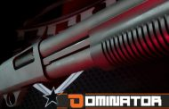 Dominator - DM870 Shell - Ejecting Shotgun