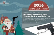 King Arms X'MAS lucky draw and much much more