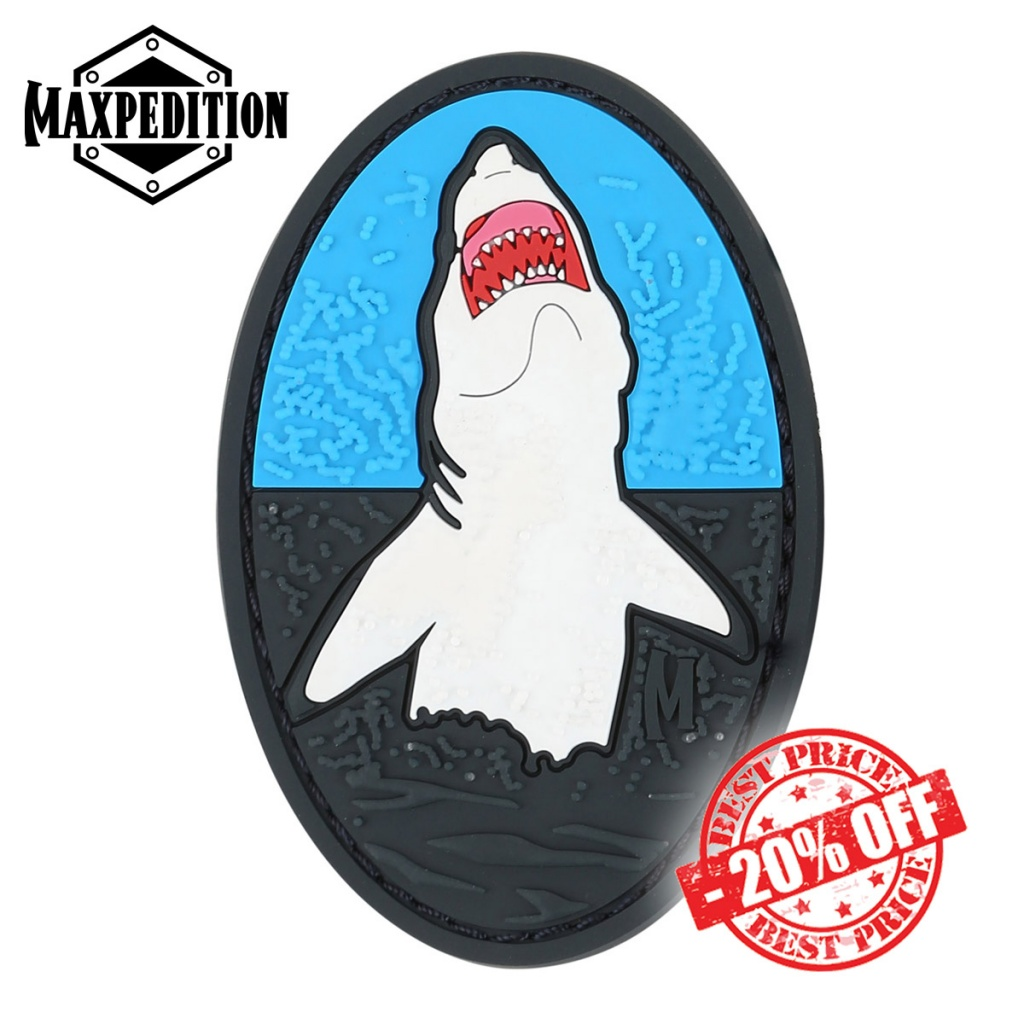 maxpedition-great-white-shark-swat-morale-patch-sale-insta