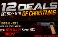 RedWolf and 12 deals of christmas from DEC 5th to 16th
