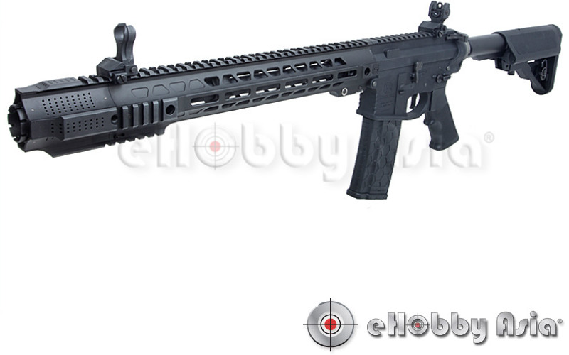 eHobbyAsia and the new arrivals - TAC21, Avalon M4 and Salient Arms EMG