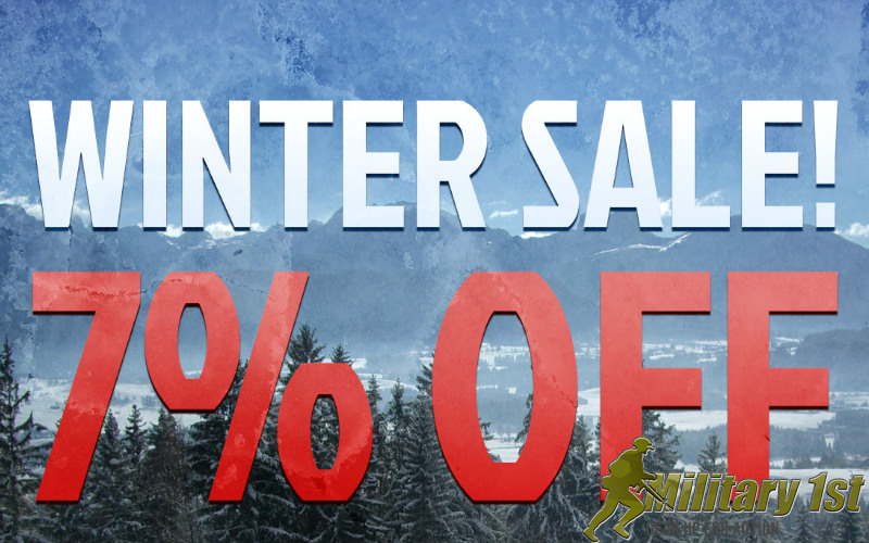 Military1st Pathfinder bag and the awesome WINTER SALE starting TODAY