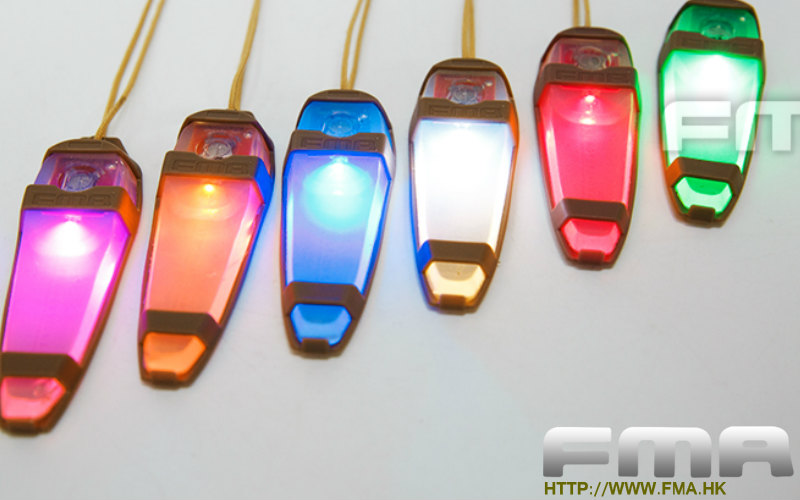 FMA new and upgraded Tactical Safety Lights
