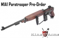 King Arms and their selection of M1 variants on preorder.