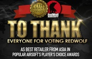 RedWolf: 10% thank you for voting for RedWolf SALE