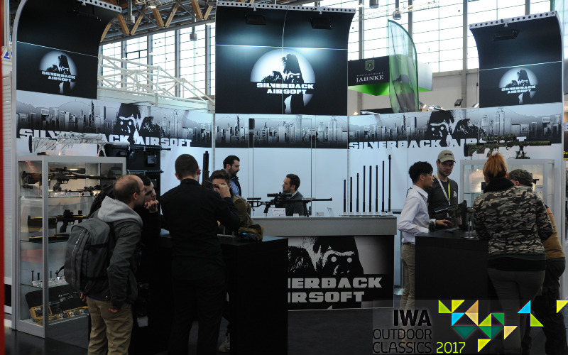 IWA 2017 - day 2 report - SILVERBACK AIRSOFT
