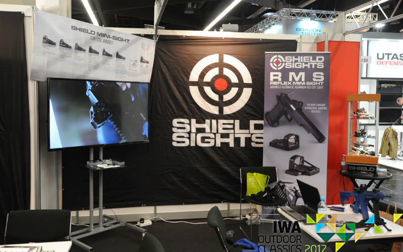 IWA 2017 – DAY 3 REPORT – Shield Sights