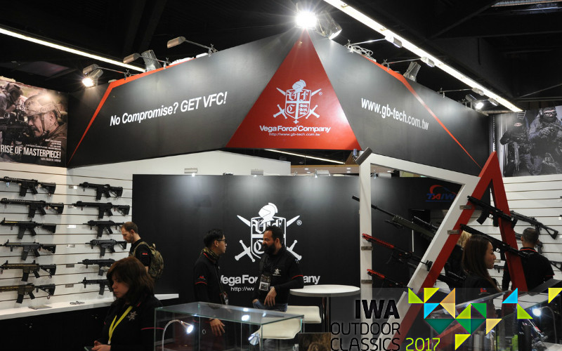 IWA 2017 – DAY 3 REPORT – Vega Force Company | Airsoftnews.EU