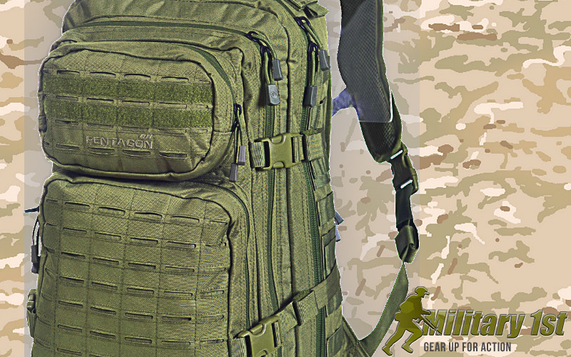 Military1st Pentagon Philon Backpack and more special offers.