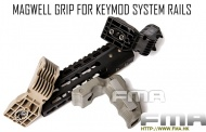FMA produced a new MagWell and Grip for Keymod System