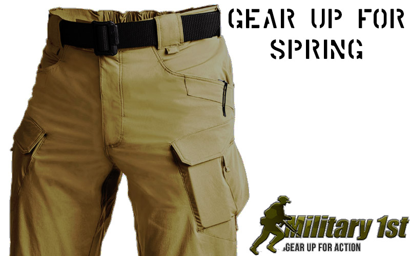 Military1st: Helikon Tactical pants, Trekking Boots and much much more