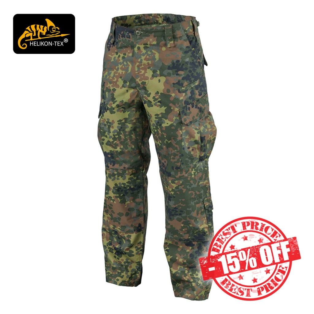 Helikon CPU Trousers Flecktarn Sale insta