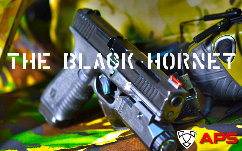 APS Black Hornet is here