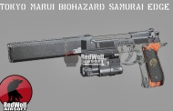 RedWolf: Official Resident Evil (Biohazard) 7 Pistol: Samurai Edge Albert.W.Model 1 Now Available For Pre-Order