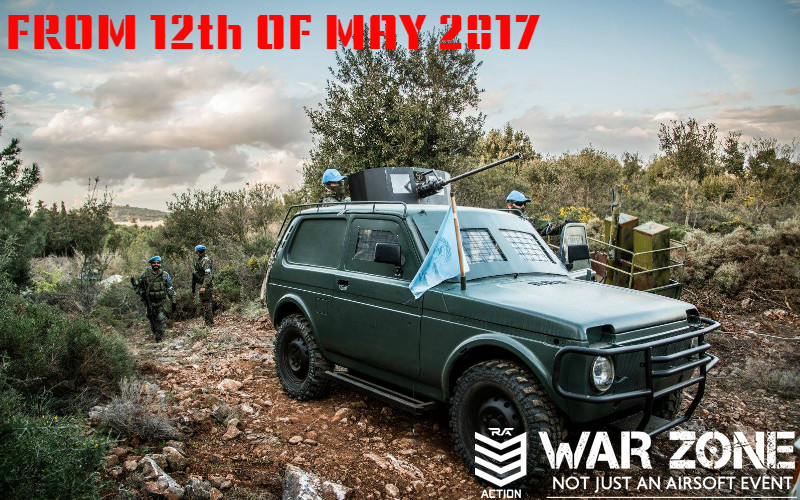 WARZONE 5  - 2017