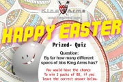 KingArms Easter Quiz