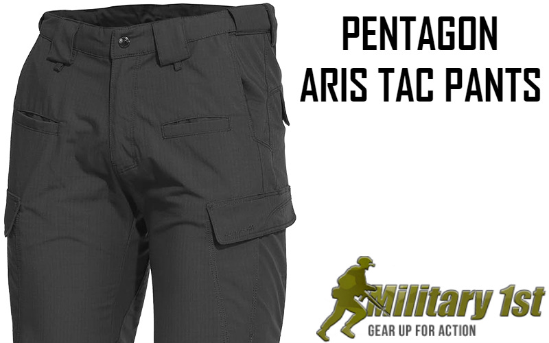 Military1st Pentagon Aris Tac Pants are in stock