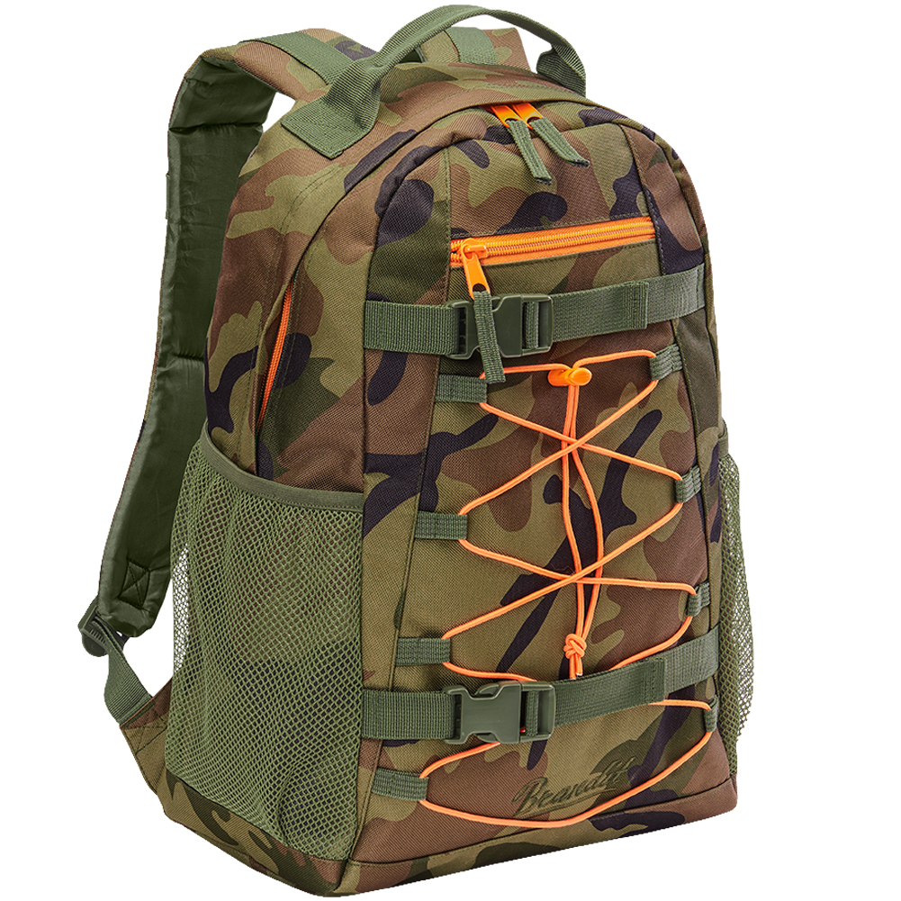 Brandit Urban Cruiser Backpack Woodland Orange