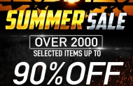 RedWolf airsoft store has a wicked SUMMER SALE and GATE TITAN mosfet is back