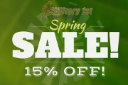 Military1st SPRING SALE