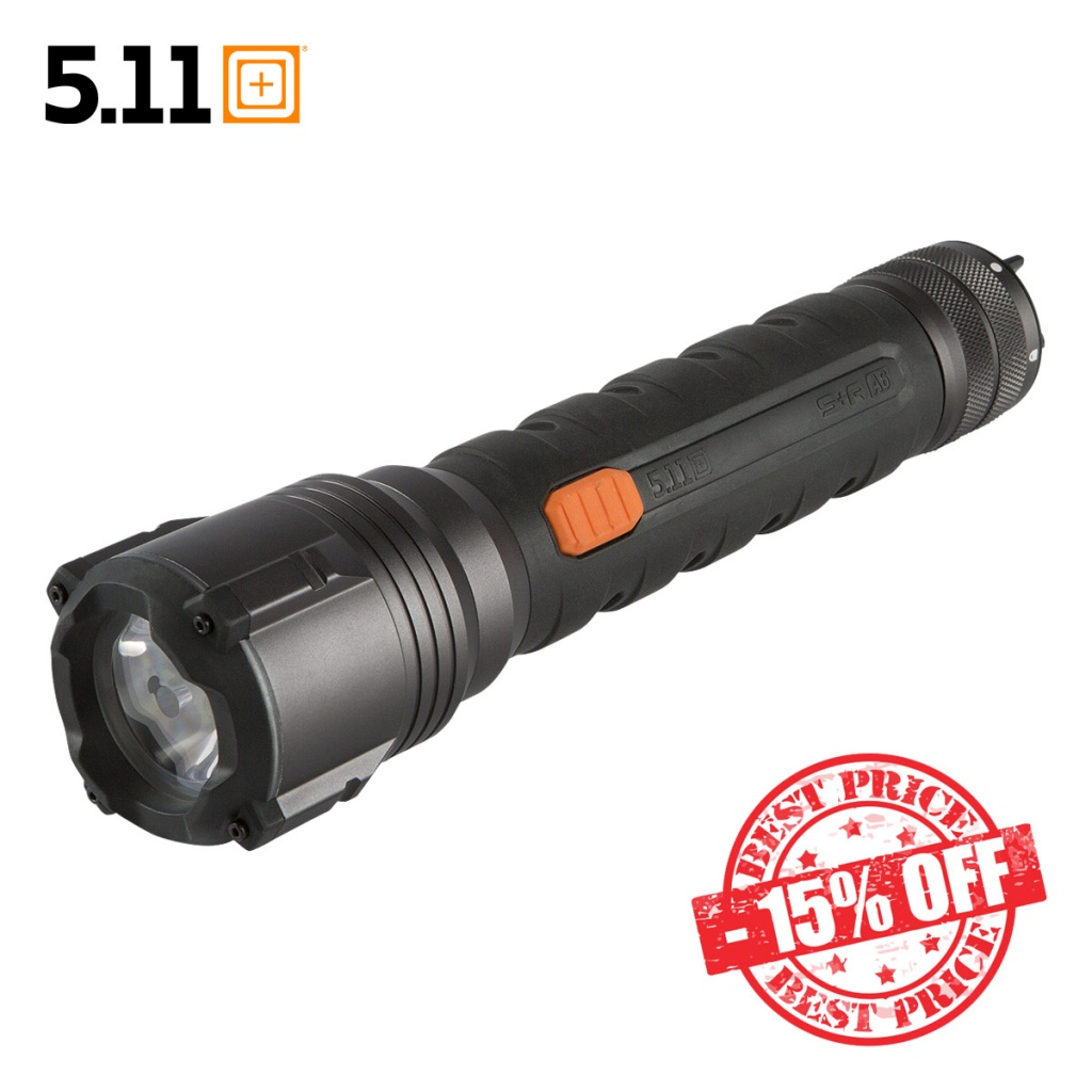 511 S+R A6 Flashlight Black sale insta