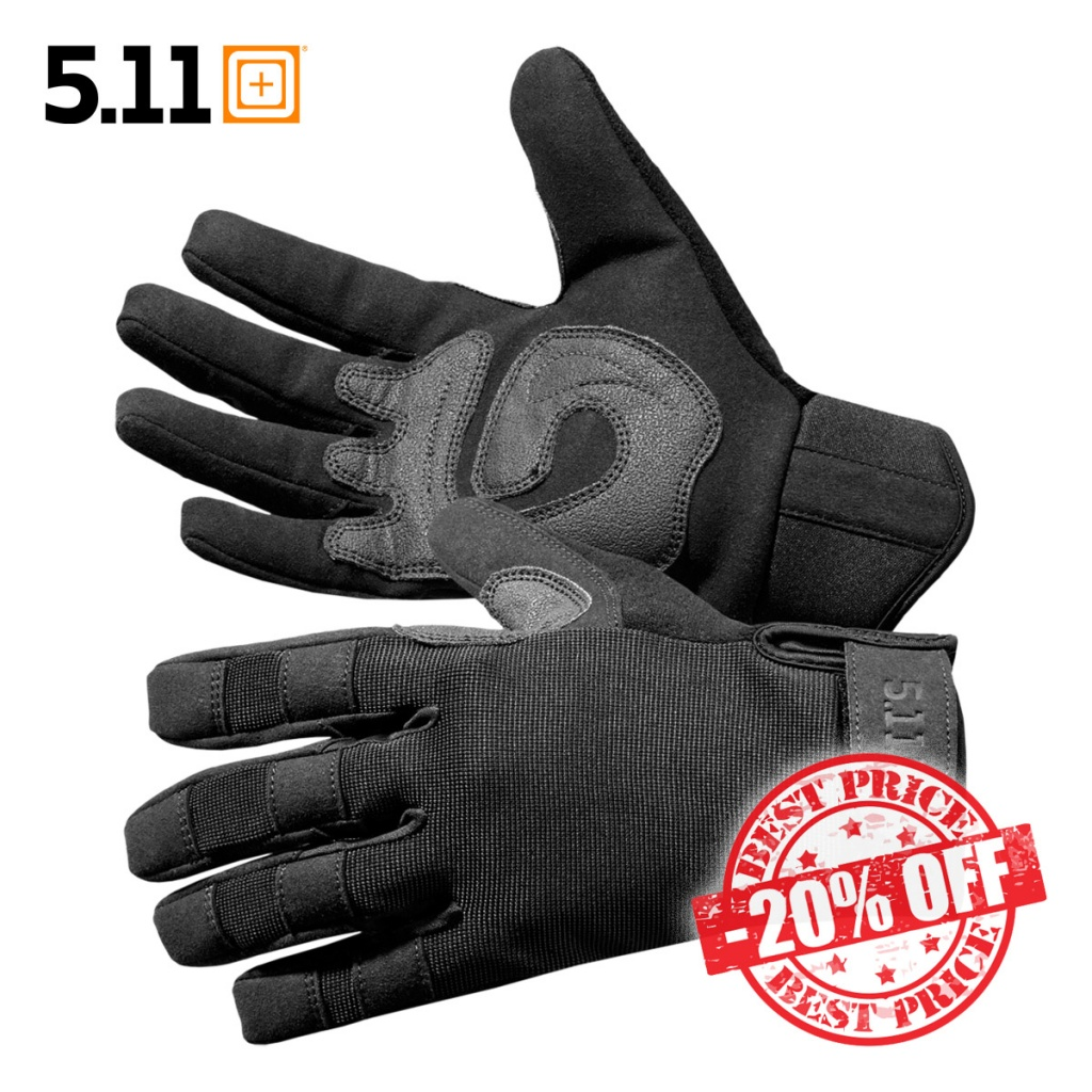 511 TAC A2 Gloves Black sale insta