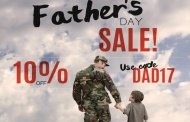Military1st Father's day SALE - ends on 18. of June