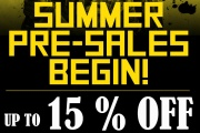 eHobbyAsia - Summer Pre-sales & Hot New Products