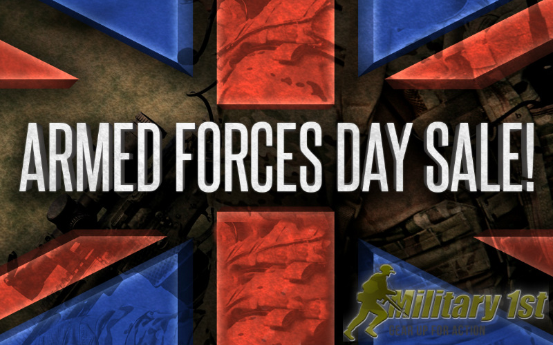 Military1st Armed Forces Day SALE