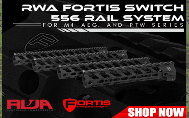 RedWolf HK45CT GBB Pistol By Umarex Now Available For Pre-Order!