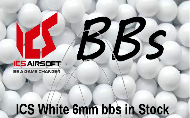 FireSupport has ICS BBs back in stock