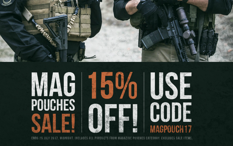 Military1st POUCH SALE