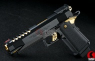 RedWolf back in stock the legendary Tokyo Marui Hi-Capa Gold Match. Get Yours Now!