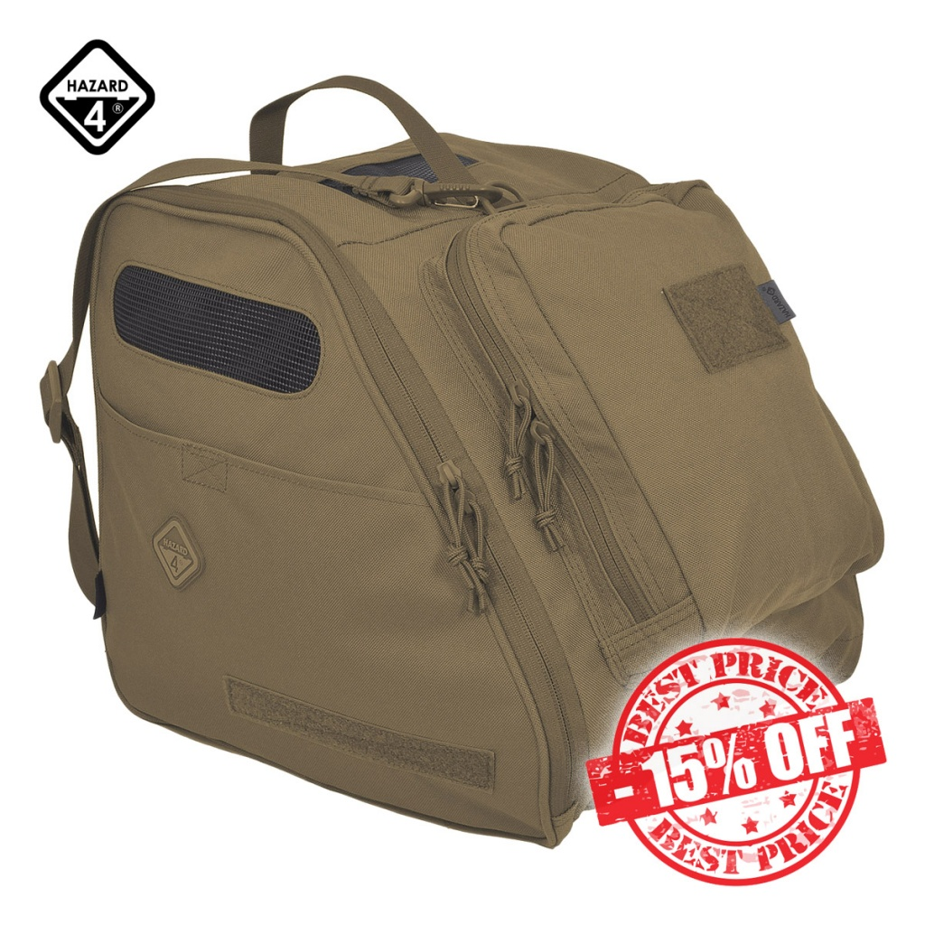 Hazard 4 Boot Bunker Isolation Bag Coyote insta sale