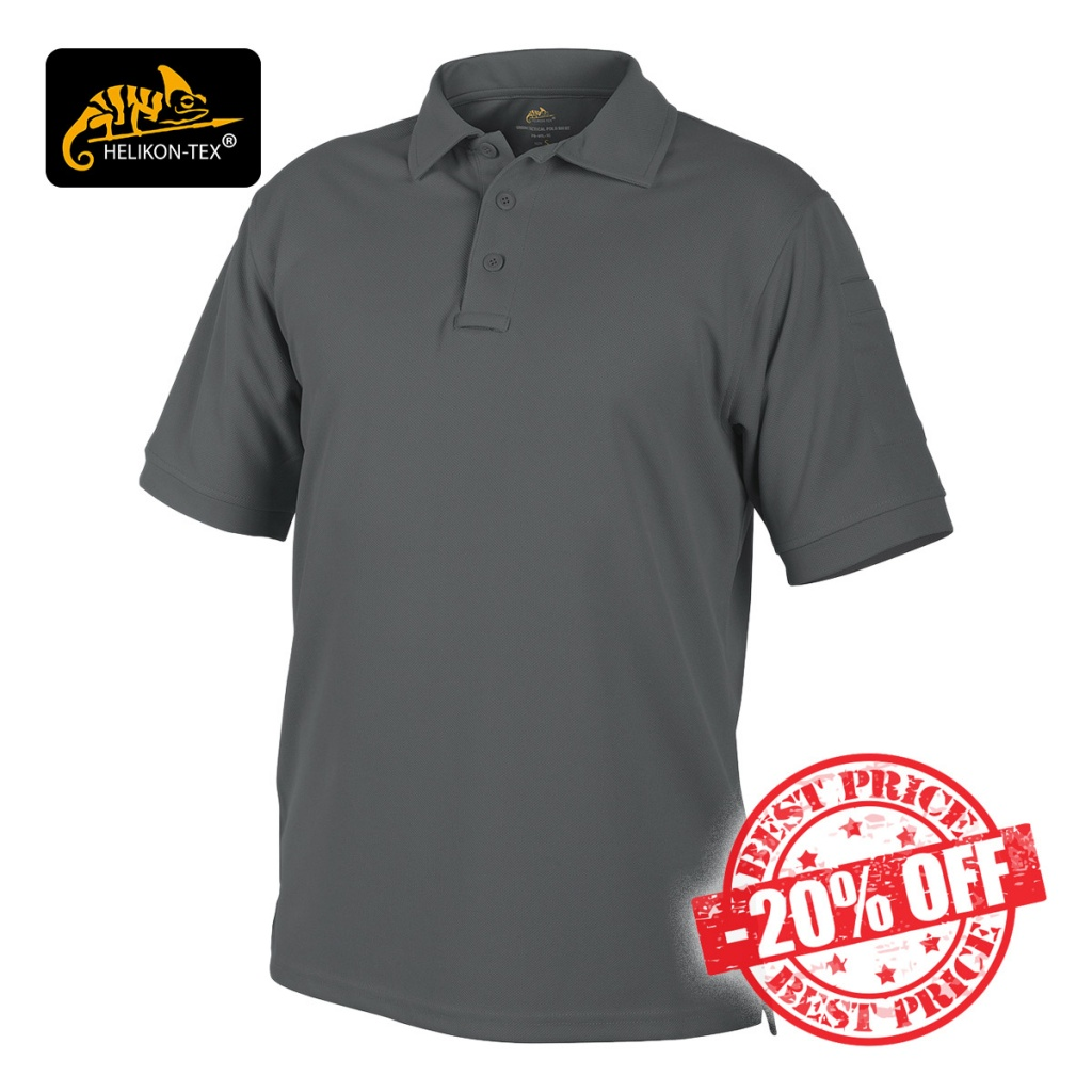 Helikon UTL Polo Shirt Shadow Grey insta sale