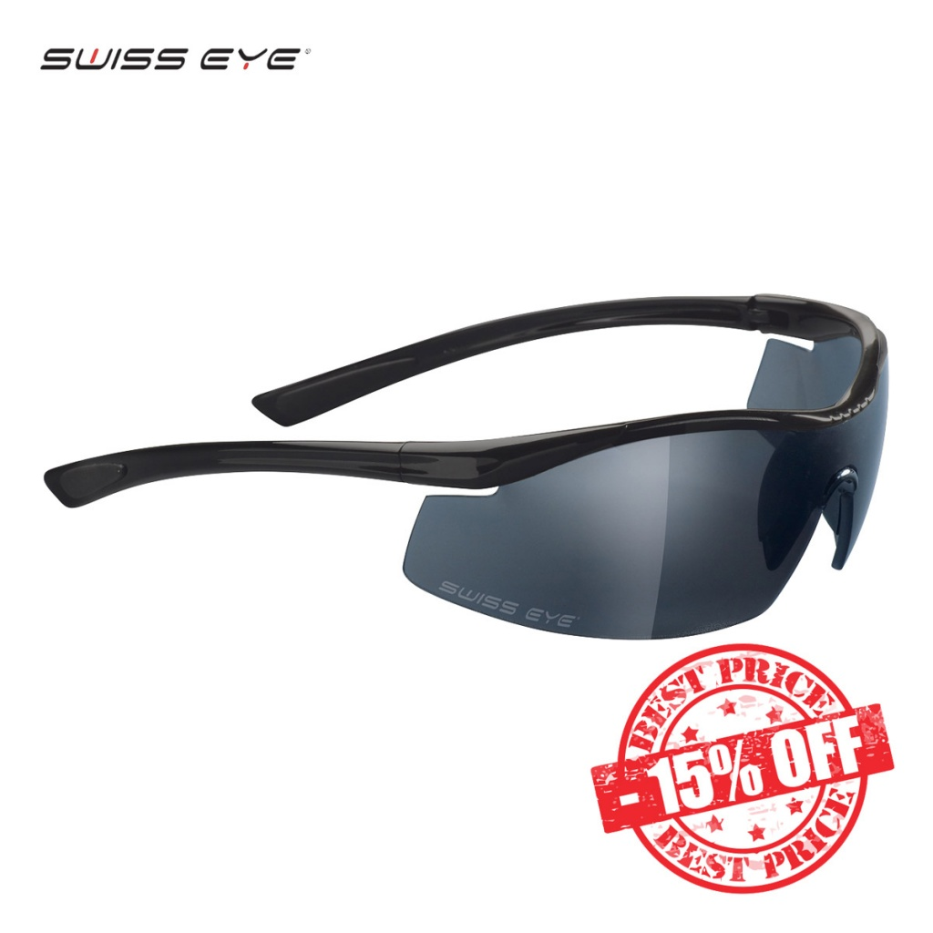 Swiss Eye F-18 Glasses Black Frame insta sale
