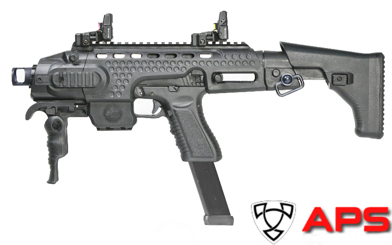 APS and their new BLACK HORNET +P