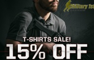 Military1st  T-shirts Sale