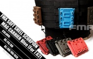 FMA SOFT SHELL SCORPION MAG CARRIER FOR 7.62