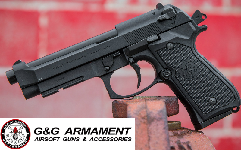 G&G Armament and their new GPM92