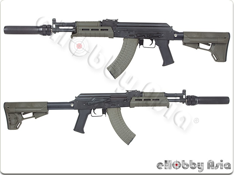 EAC (LCT) Tactical ACS AK AEG