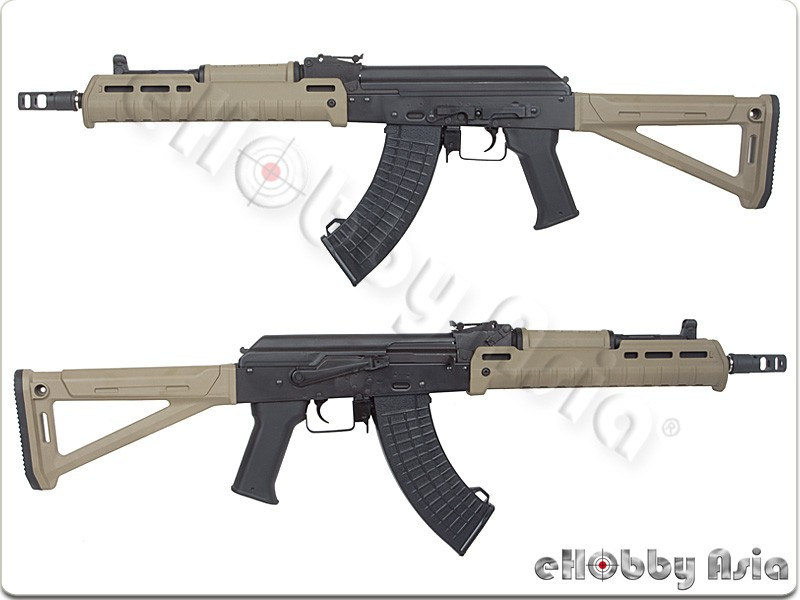 EAC (LCT) Tactical AK AEG