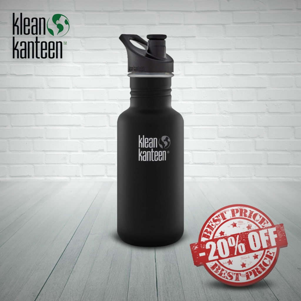 !-sales-1200-klean-kanteen-classic-532ml-bottle