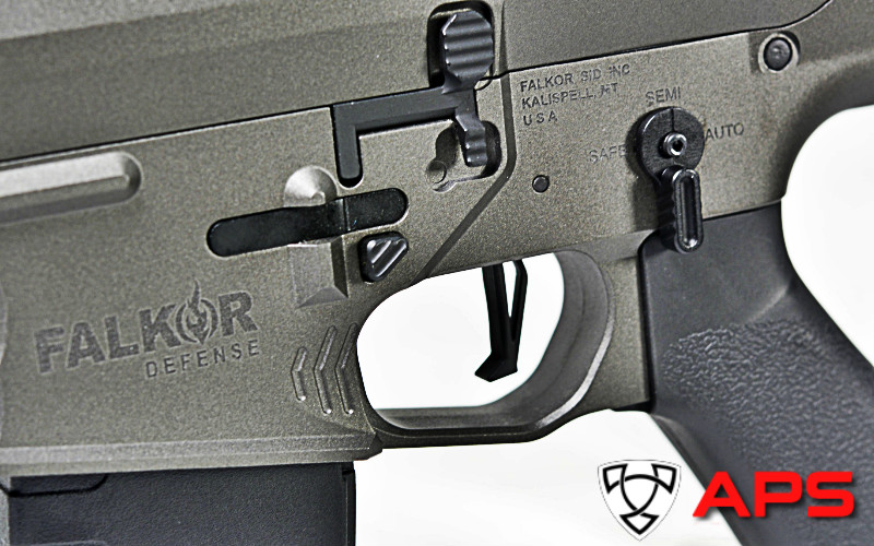 APS new product-FALKOR Defense-Blitz / Recce