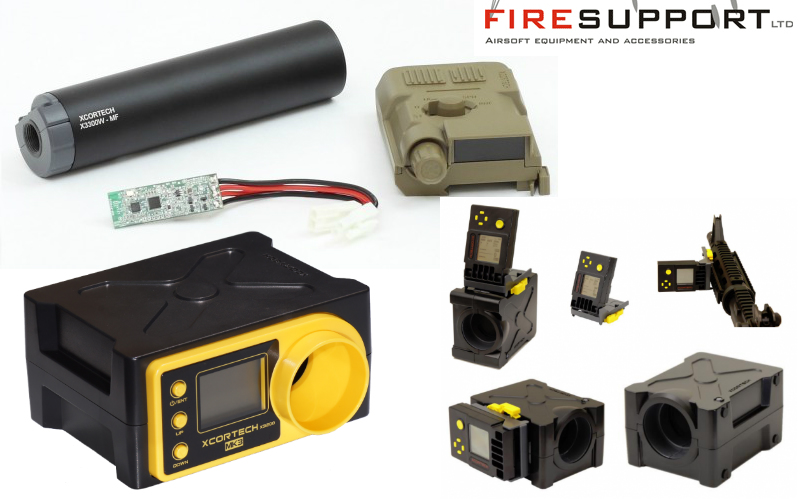 Firesupport News - Xcortect Chronos in stock