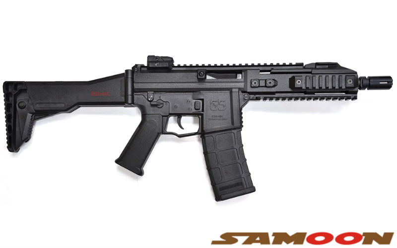 SAMOON - GHK G5 GBBR for year 2018